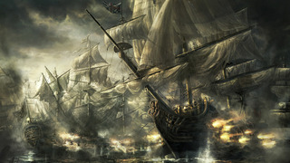 Sea Pirate Wallpapers