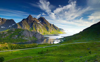 Swedish Landscape Wallpapers