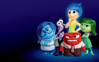 Inside Out (2015) Wallpapers
