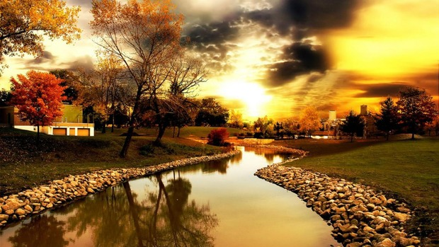 Autumn Widescreen Wallpaper