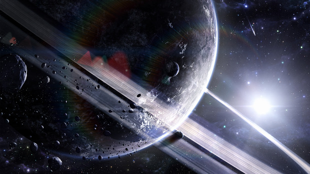 Latest Space Wallpaper