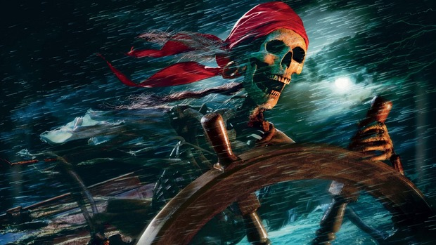 Sea Pirate High Definition Wallpaper