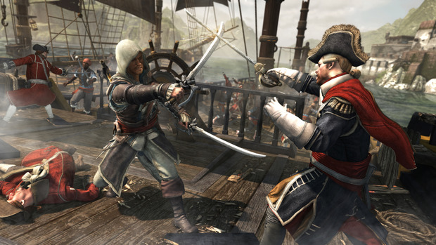 Sea Pirate Image