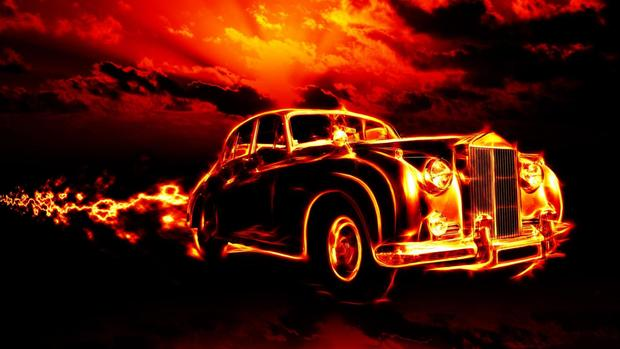 Vintage Cars Wallpaper