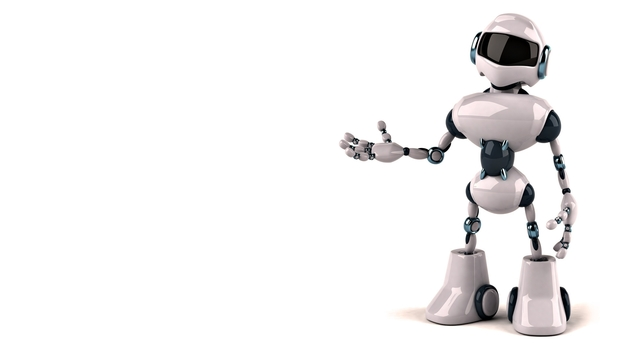 Robot HD Wallpaper