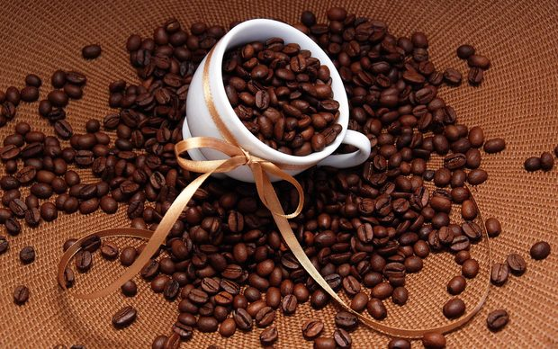 Coffee Desktop Background