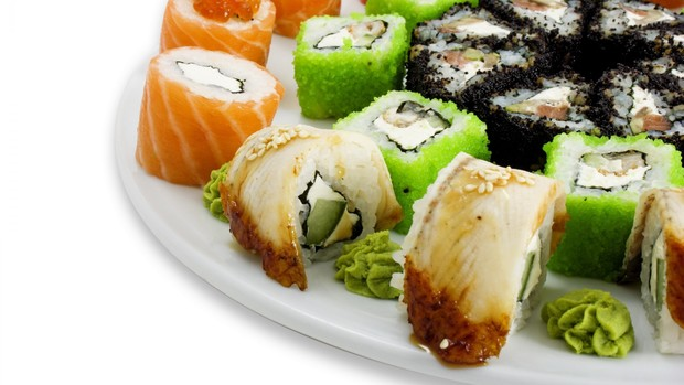 Sushi High Definition Wallpaper