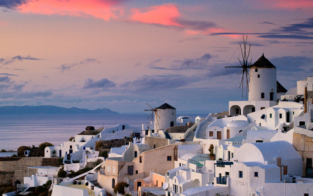 Beautiful Greece Wallpaper