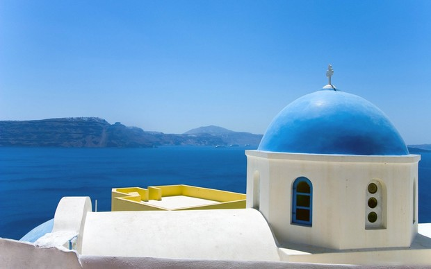 Greece Desktop Backgrounds