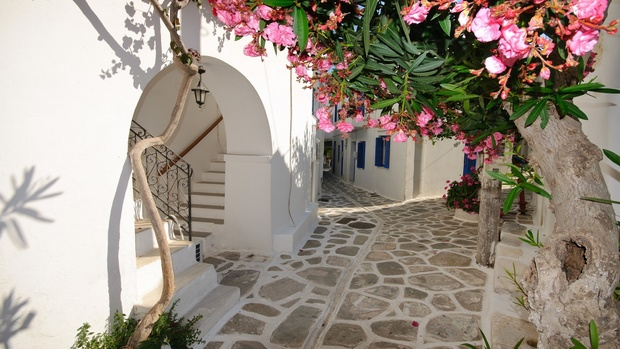 Greek Architecture High Quality Wallpaper