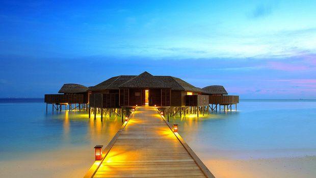 Maldive Islands High Quality Wallpaper