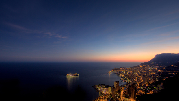 Monaco High Definition Wallpaper