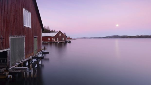 Swedish Landscape Picture