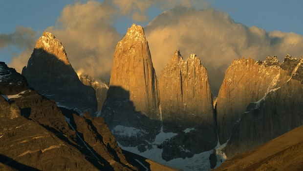 Awesome Chilean Nature Wallpaper