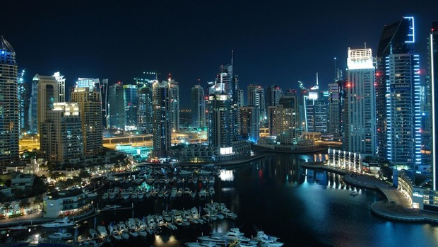 Awesome Dubai City Wallpaper
