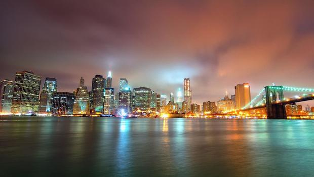 Awesome Manhattan Wallpaper