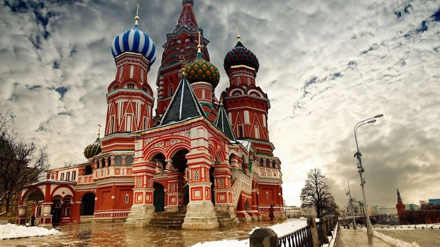 Awesome Russia Wallpaper