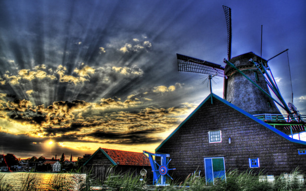 Beautiful Netherlands Wallpaper