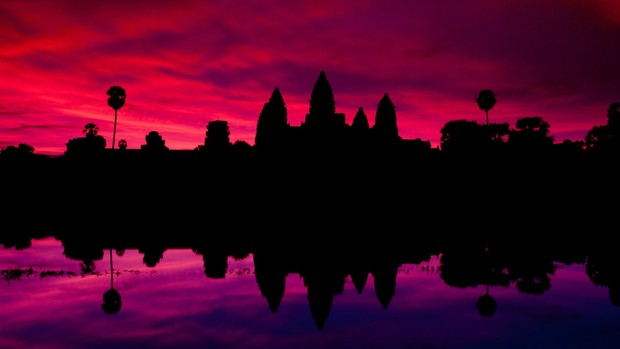 Cambodia Desktop Background