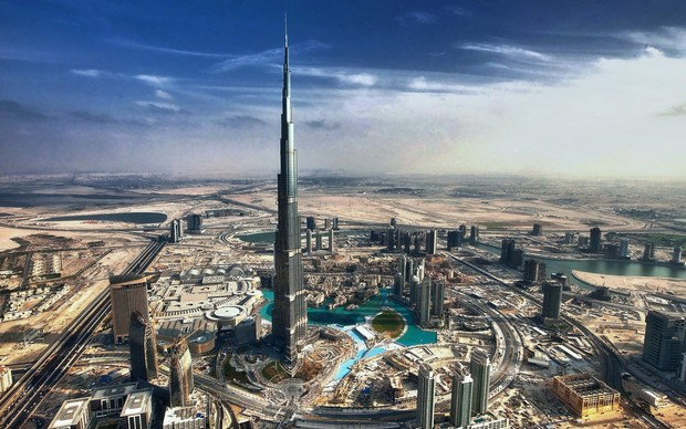 Dubai City High Definition