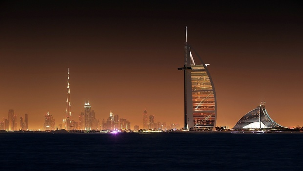 Dubai City Photo