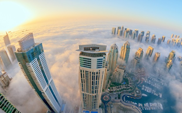 Free Dubai City Wallpaper