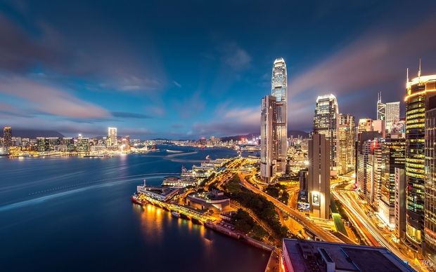 Awesome Hong Kong Wallpaper