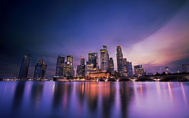 Awesome Singapore Wallpaper