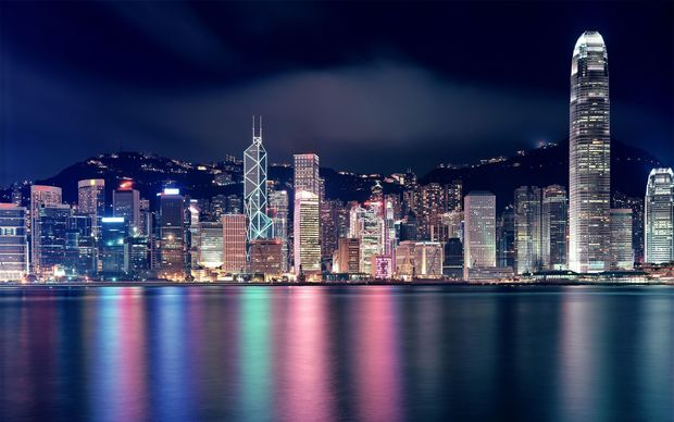Free Hong Kong Wallpaper