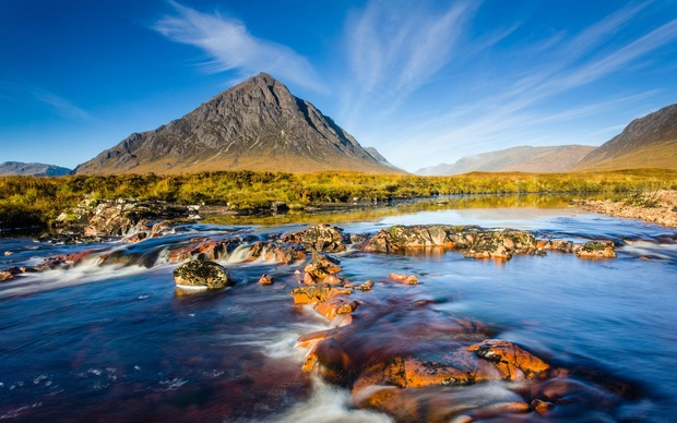 Free Scottish Landscape Wallpaper
