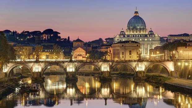 Free Vatican City Wallpaper
