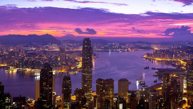 Hong Kong High Definition Wallpaper