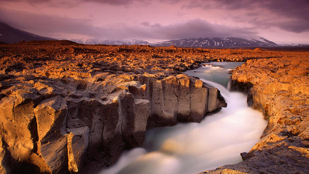 Icelandic Nature Picture