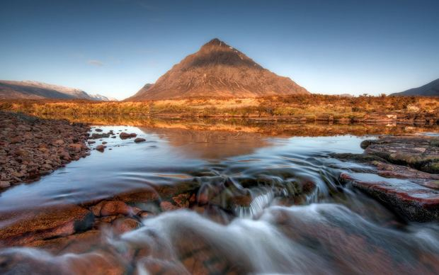 Scottish Landscape Image