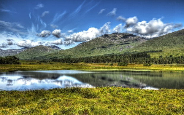 Scottish Landscape Picture