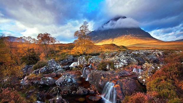 Scottish Landscape Wallpaper