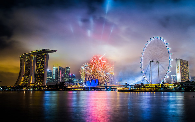 Singapore Backgrounds