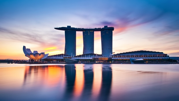 Singapore High Definition Wallpaper