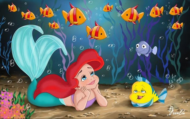 Ariel Backgrounds