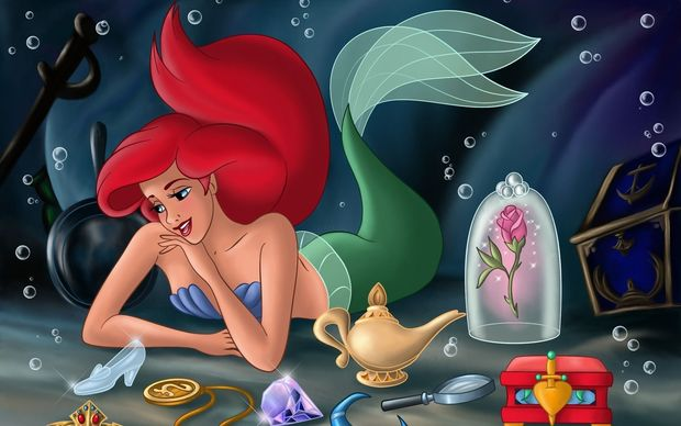 Ariel Desktop Backgrounds