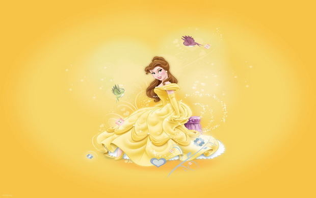 Awesome Belle Wallpaper