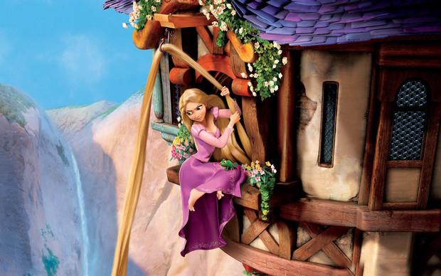 Awesome Rapunzel Wallpaper