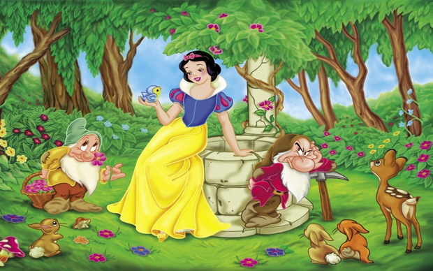 Awesome Snow White Wallpaper