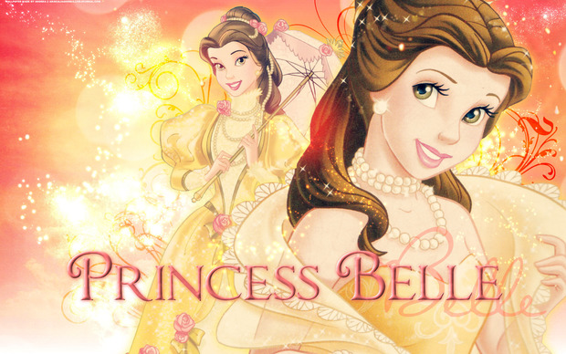 Belle Desktop Background