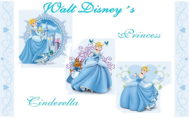 Cinderella Backgrounds