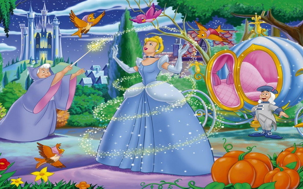 Cinderella High Definition