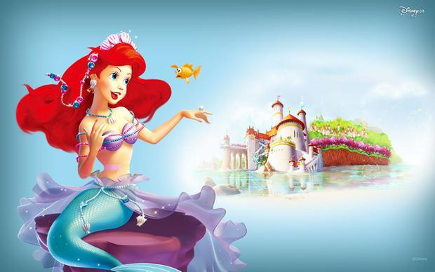 Disney Princess Desktop Background