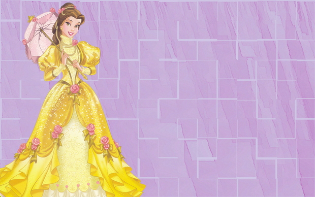 Disney Princess Desktop Wallpapers