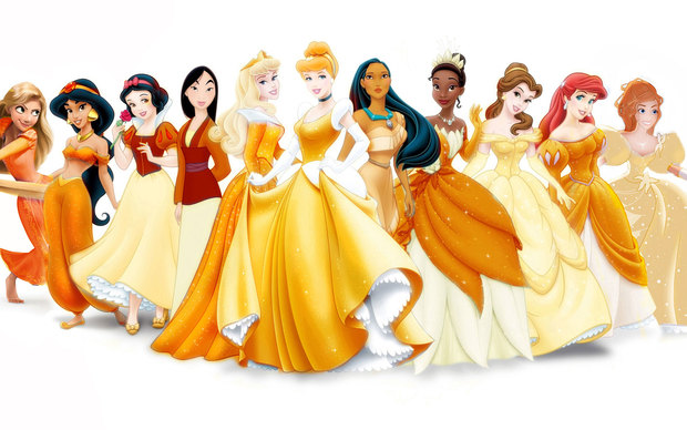 Disney Princess High Definition Wallpaper