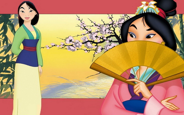 Free Mulan Wallpaper